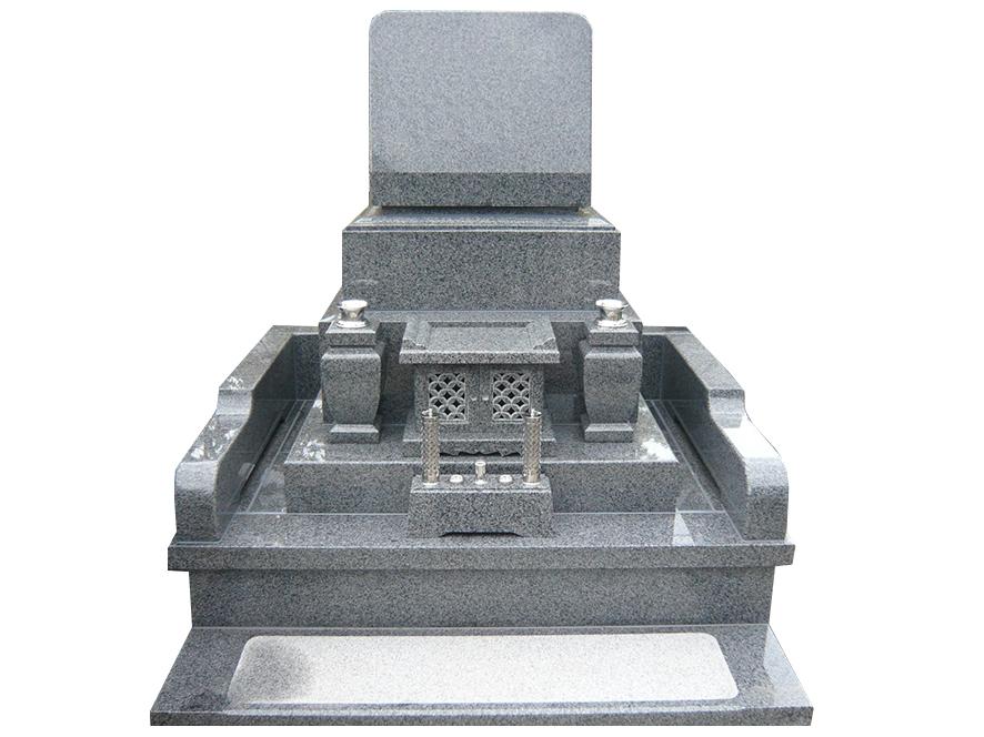 斎苑田村の墓石